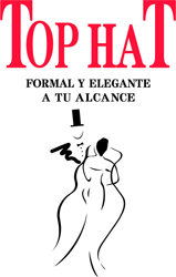 Top Hat, Puerto Rico Logo